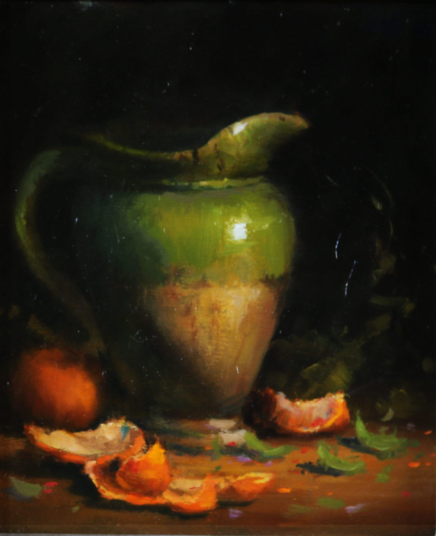 Montgomery-Lee Fine Art | Pottery Pitcher