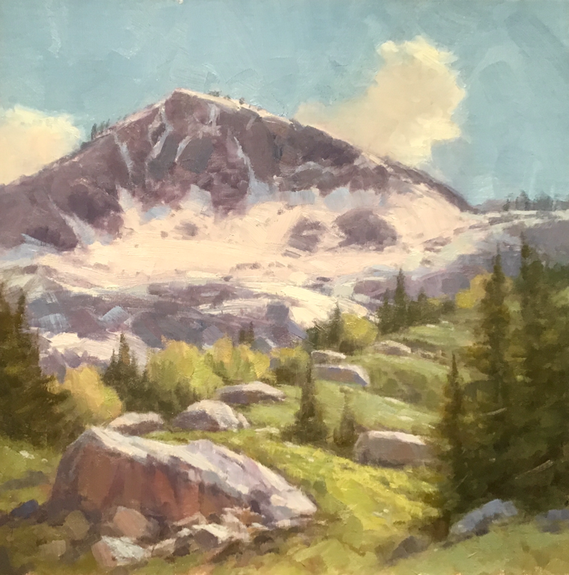 Montgomery-Lee Fine Art | Along the Rim
