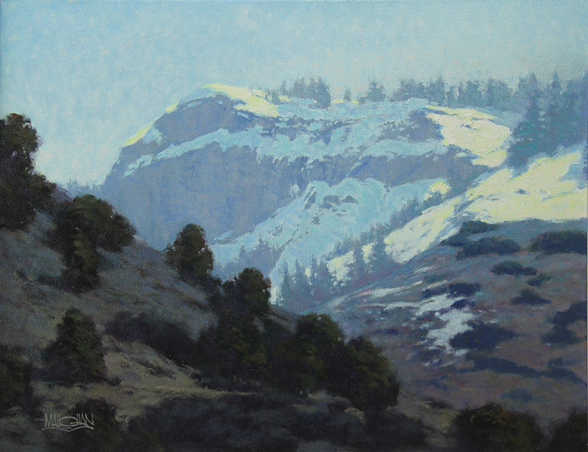 Montgomery-Lee Fine Art | American Fork Canyon