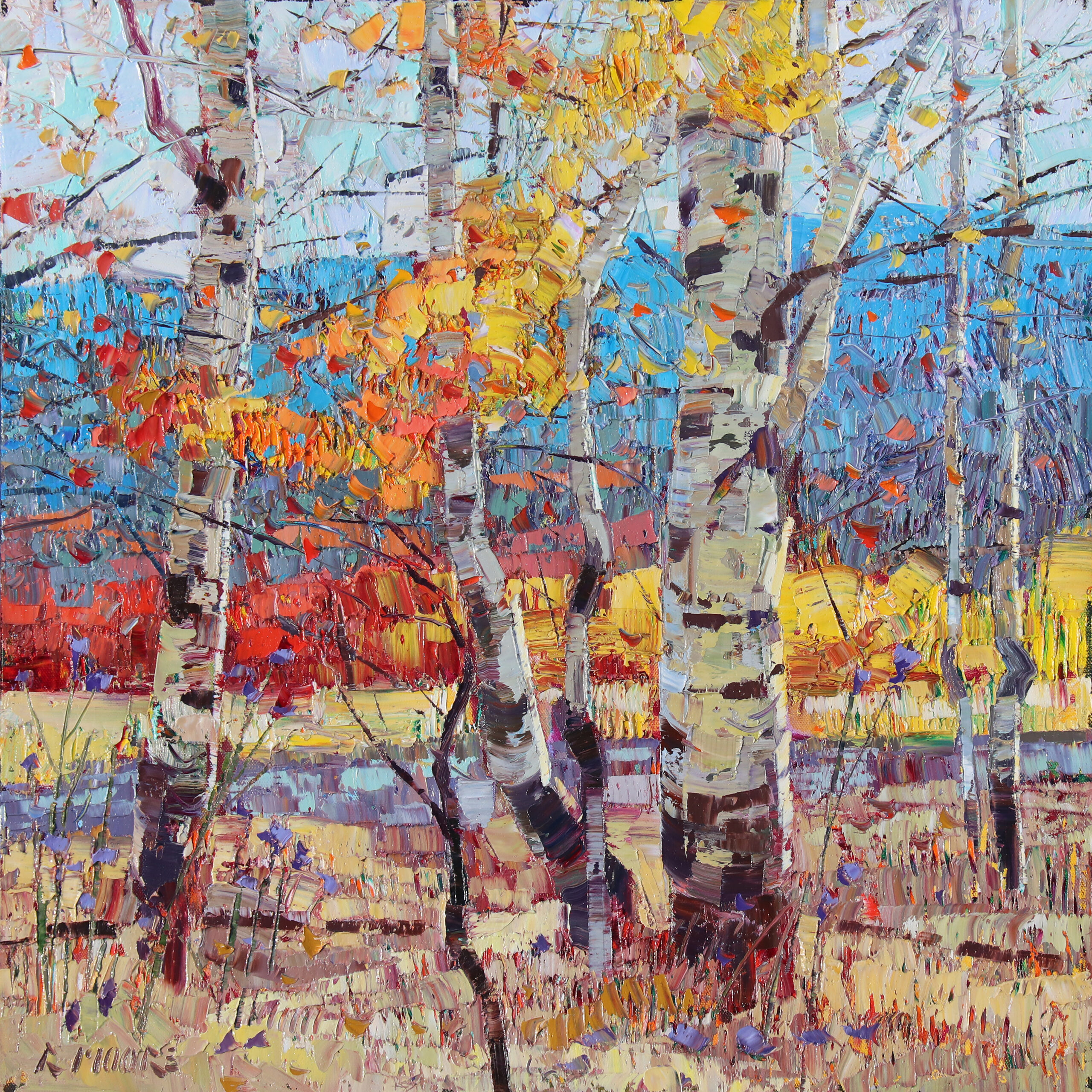 Montgomery-Lee Fine Art | Autumn