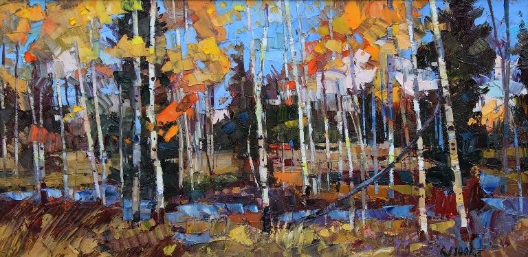 Montgomery-Lee Fine Art | Golden Light