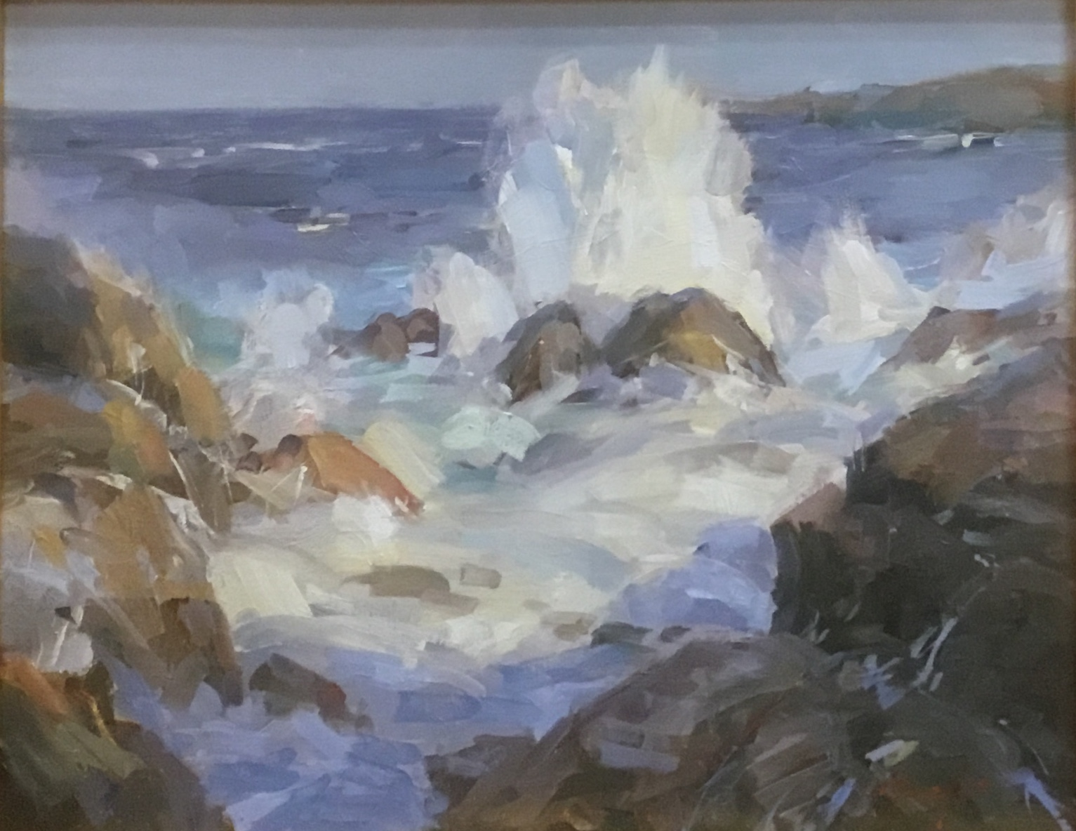 Montgomery-Lee Fine Art | Jared Sanders - Carmel Coastal