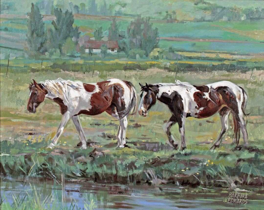 Montgomery-Lee Fine Art | Water's Edge