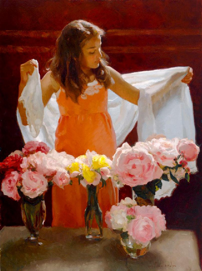 Montgomery-Lee Fine Art | Divine Light
