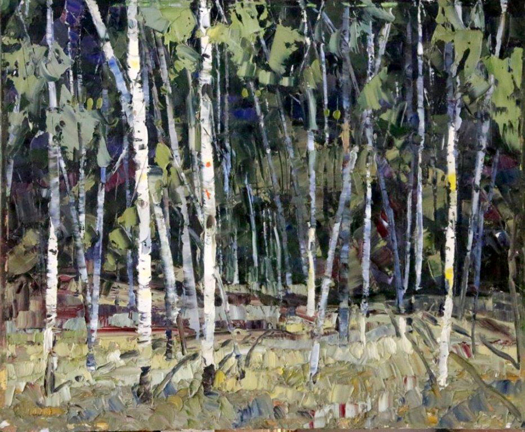 Montgomery-Lee Fine Art | Autumn Afternoon