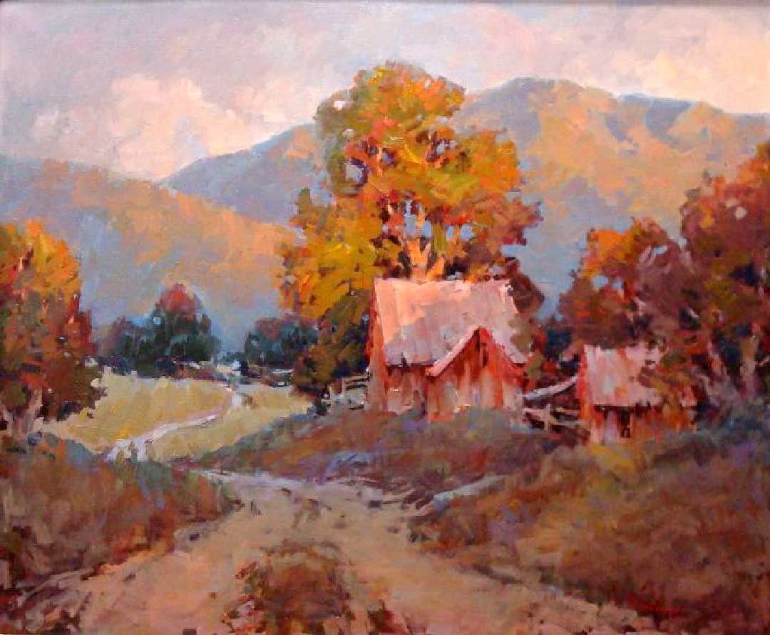 Montgomery-Lee Fine Art | Paradise Sundown