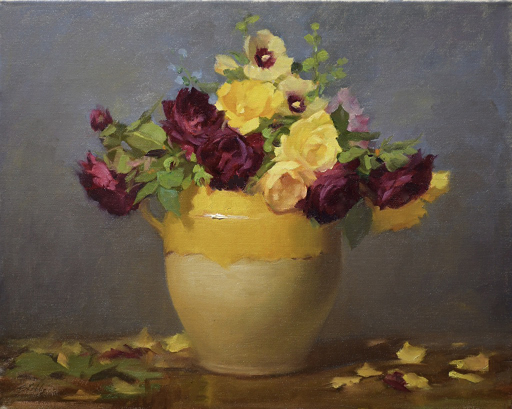 Montgomery-Lee Fine Art | My Compliments