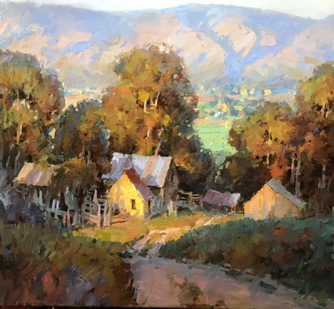 Montgomery-Lee Fine Art | Judkin Hollow