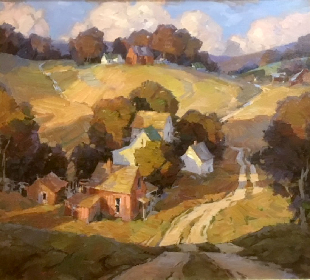Montgomery-Lee Fine Art   Trenton Hills