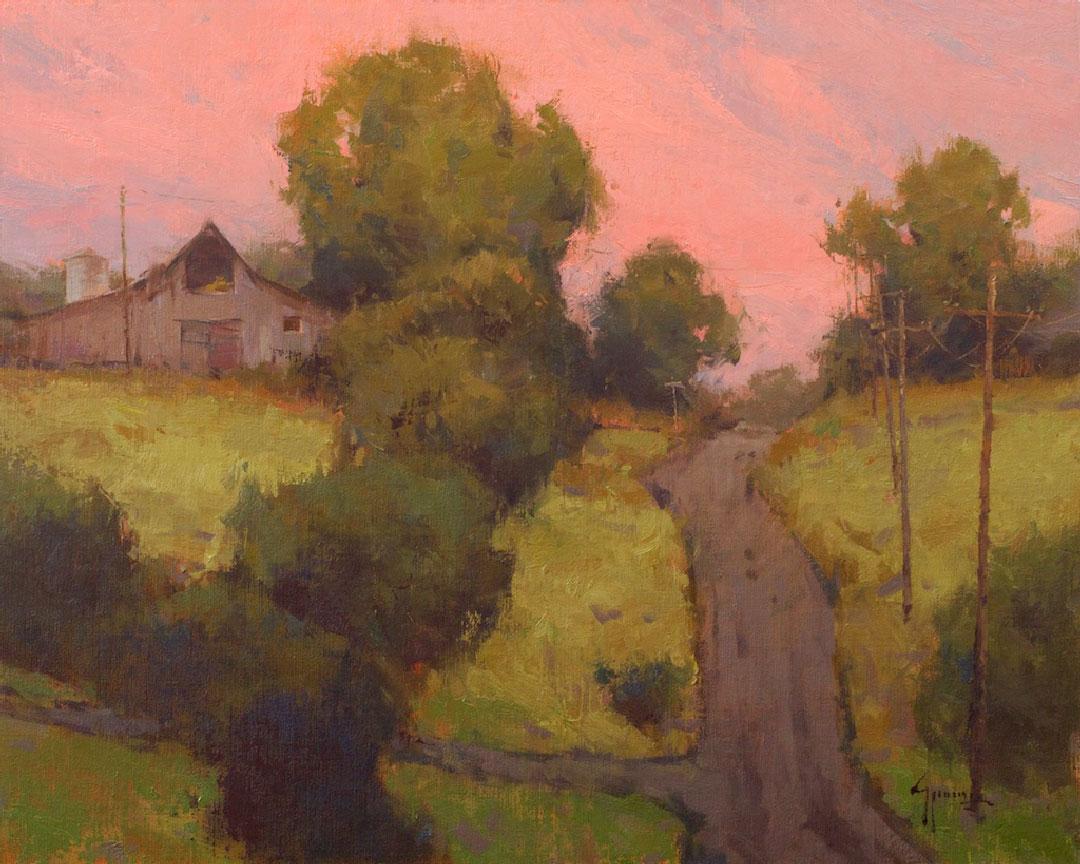 Montgomery-Lee Fine Art| At Dusk