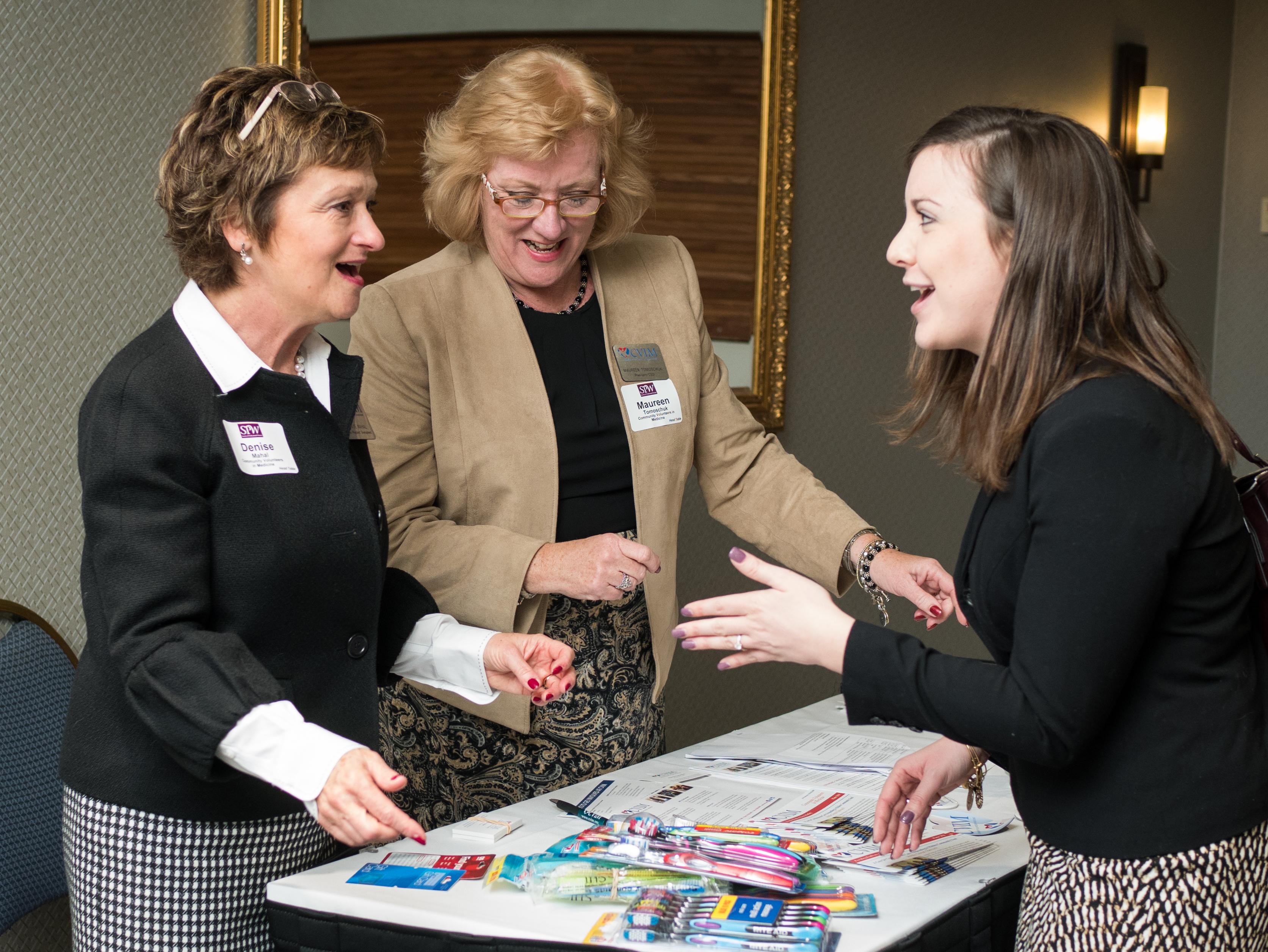 Featured Non-Profit: Community Volunteers in Medicine