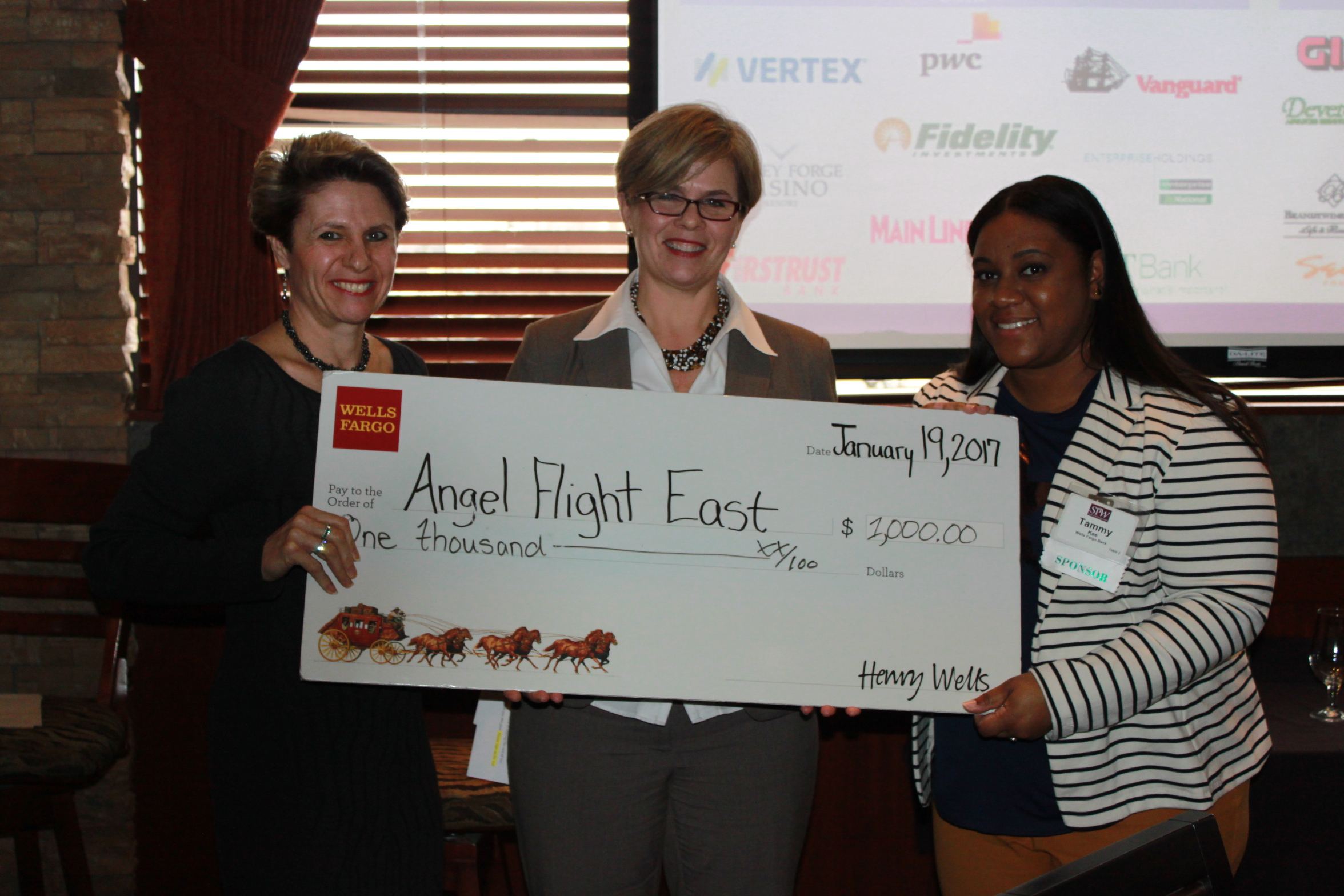 Featured Non-Profit Angel Flight East
