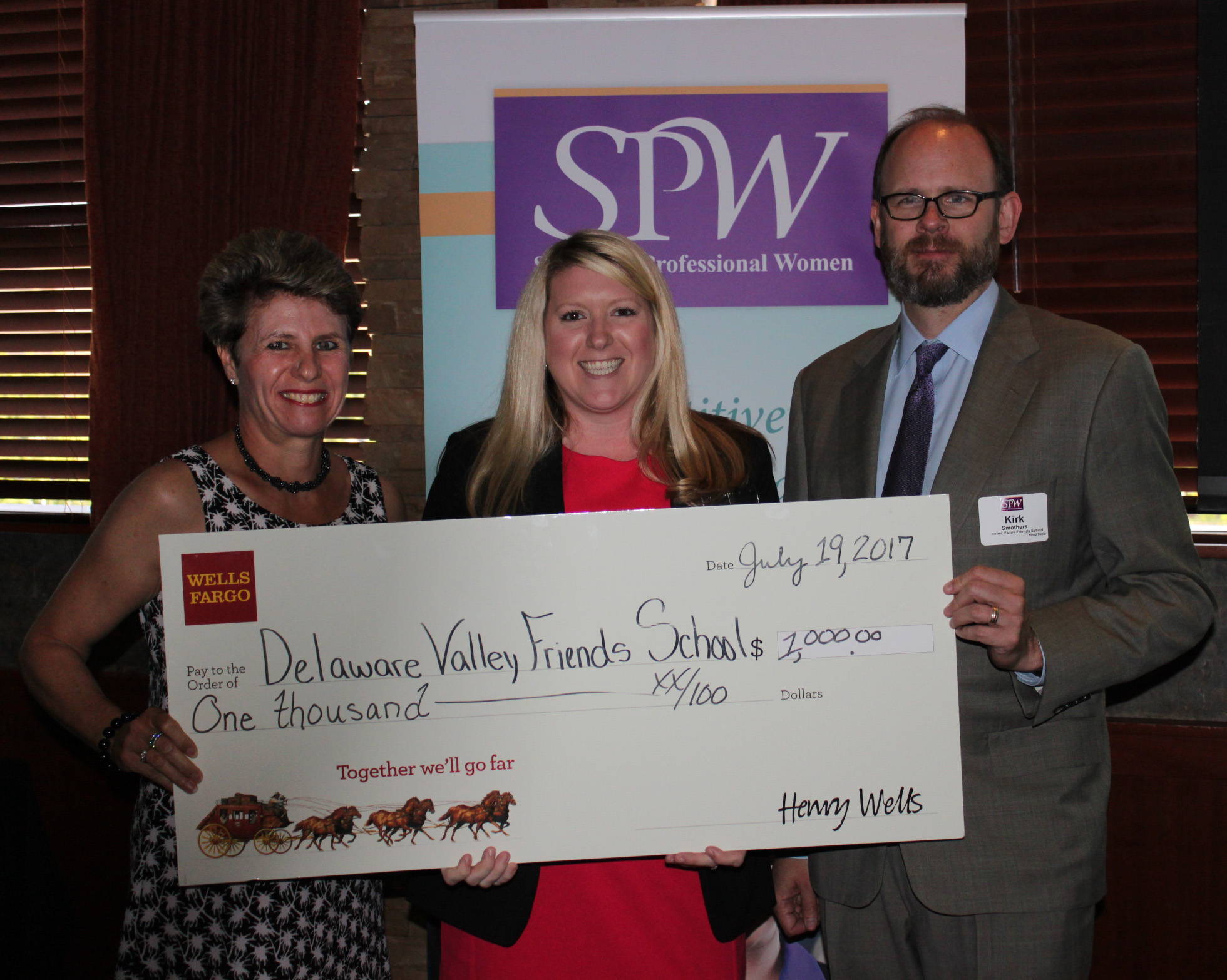 Featured Non-Profit Delaware Valley Friends School