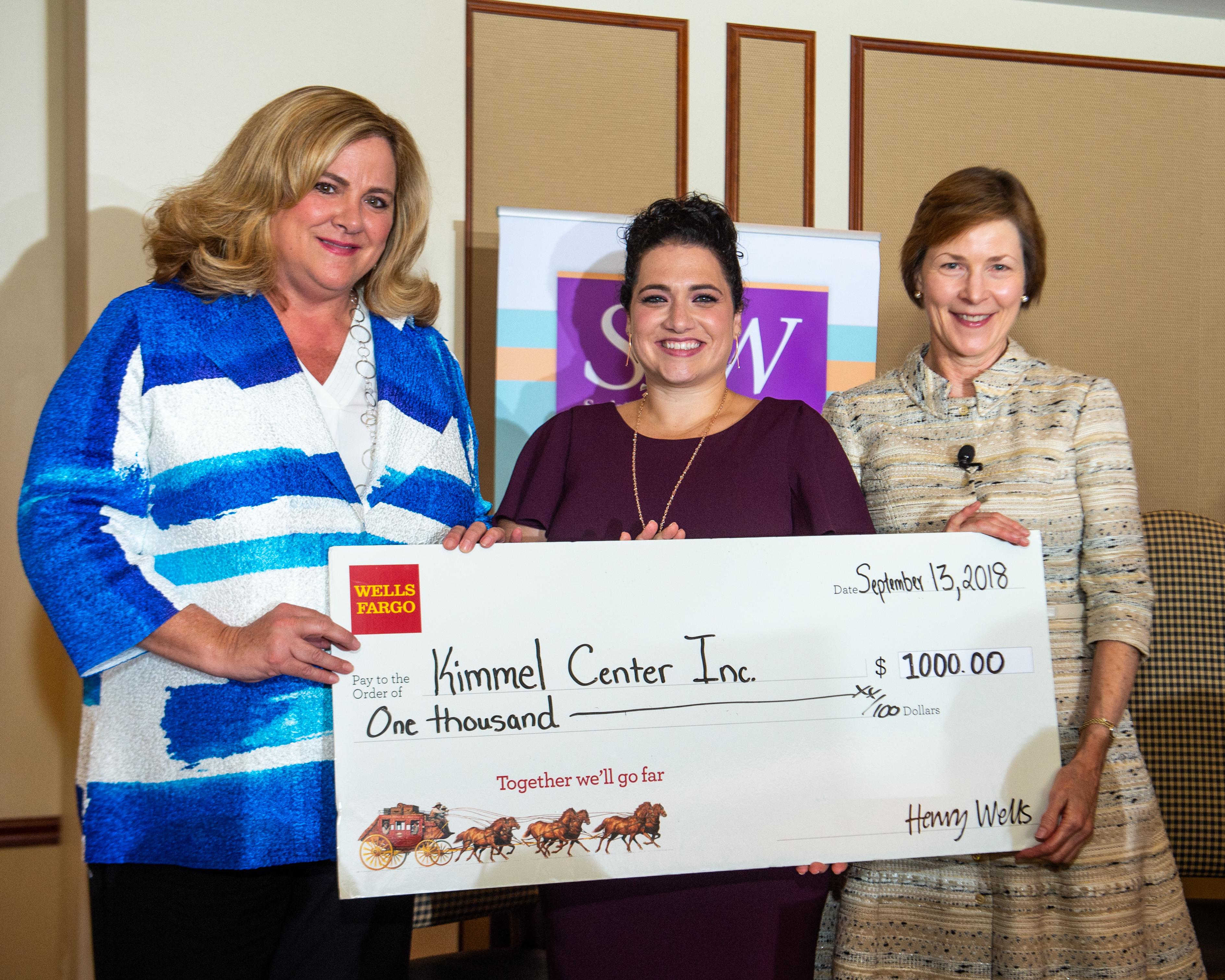 Featured Non-Profit Kimmel Center, Inc.