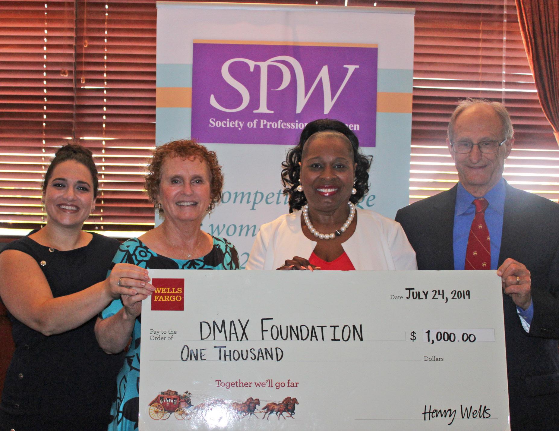 Featured Non-Profit: DMAX Foundation