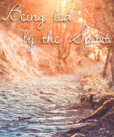 being led by the spirit, cd series, dr hattabaugh author