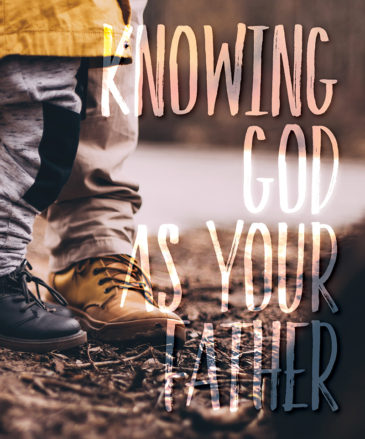 knowing god as your father, cd series, dr hattabaugh author