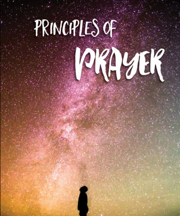 principles of prayer, cd series, dr hattabaugh author