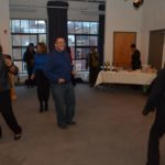 Dancing at the 144th Anniversary Celebration