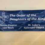 Daughters of the King Banner