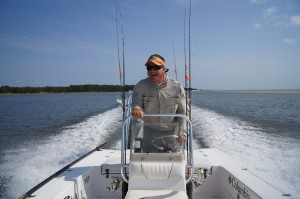 Captain Griffin Jekyll Island Fishing