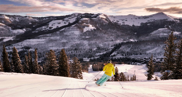 Solitude Mountain Resort Park City Skiing