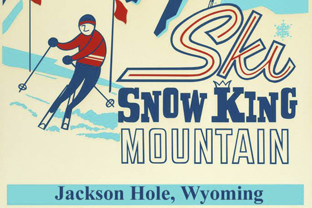 Snow King Mountain just celebrated it's 75th birthday!