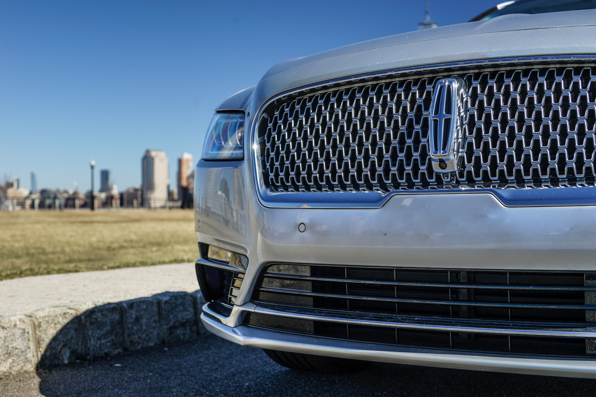 2017 Lincoln Continental Black Label Chalet Edition