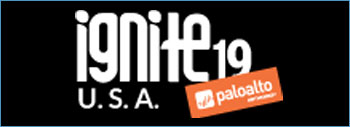 Palo Alto Ignite '19 USA