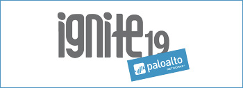 Palo Alto Networks' Ignite Europe 2019