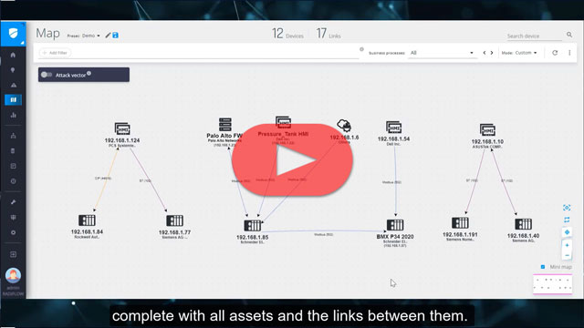 Overview: Visualize and Manage Your OT Assets with iSID's Maps & Asset Management Utility