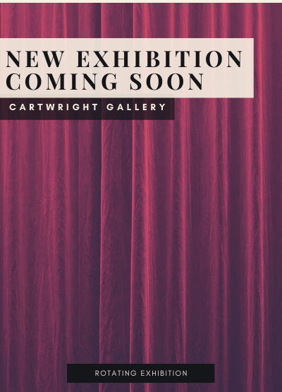 Gallery Cover Photo Cartwright Gallery