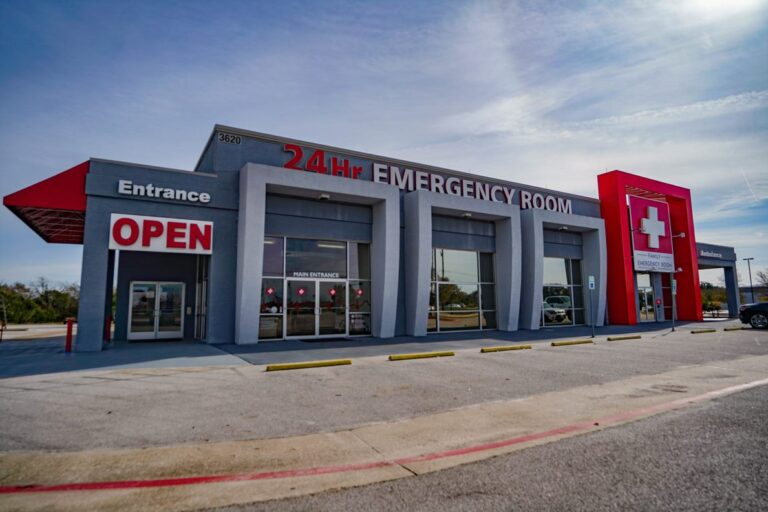 Physicians recommend Cedar Park Emergency Room