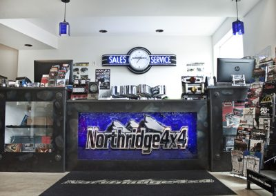 Northridge 4×4