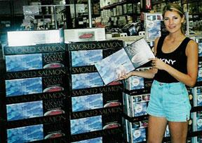 Costco Smoked Salmon Boxes