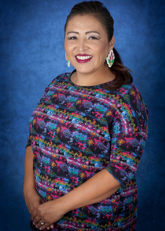 Angie Shinos, MBAEnrolled Member Board Chair