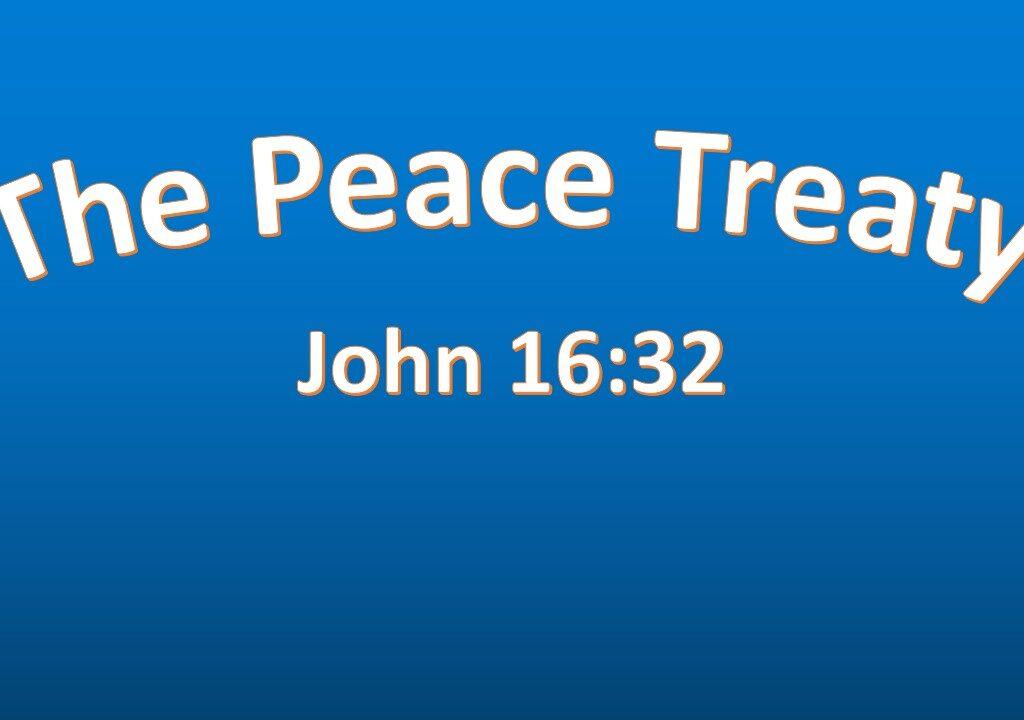 The Peace Treaty