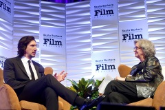 35th Santa Barbara International Film Festival - Outstanding Performers Of The Year Award Honoring Scarlett Johansson And Adam Driver Presented by Belvedere Vodka
