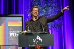 35th Santa Barbara International Film Festival -  Maltin Modern Master Award - Brad Pitt
