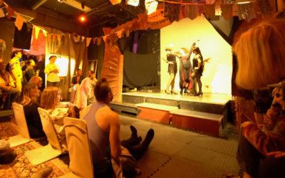 Fishbon: The Art of Interactive Theater