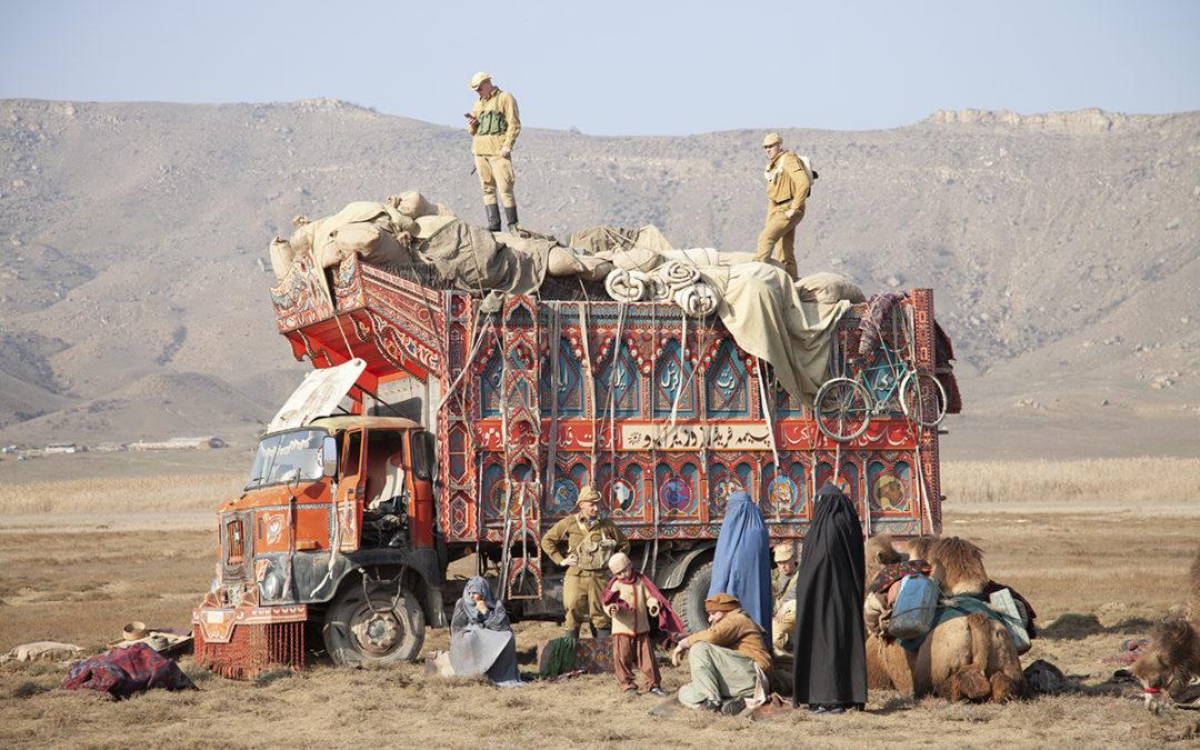 Leaving Afghanistan (Bratstvo)