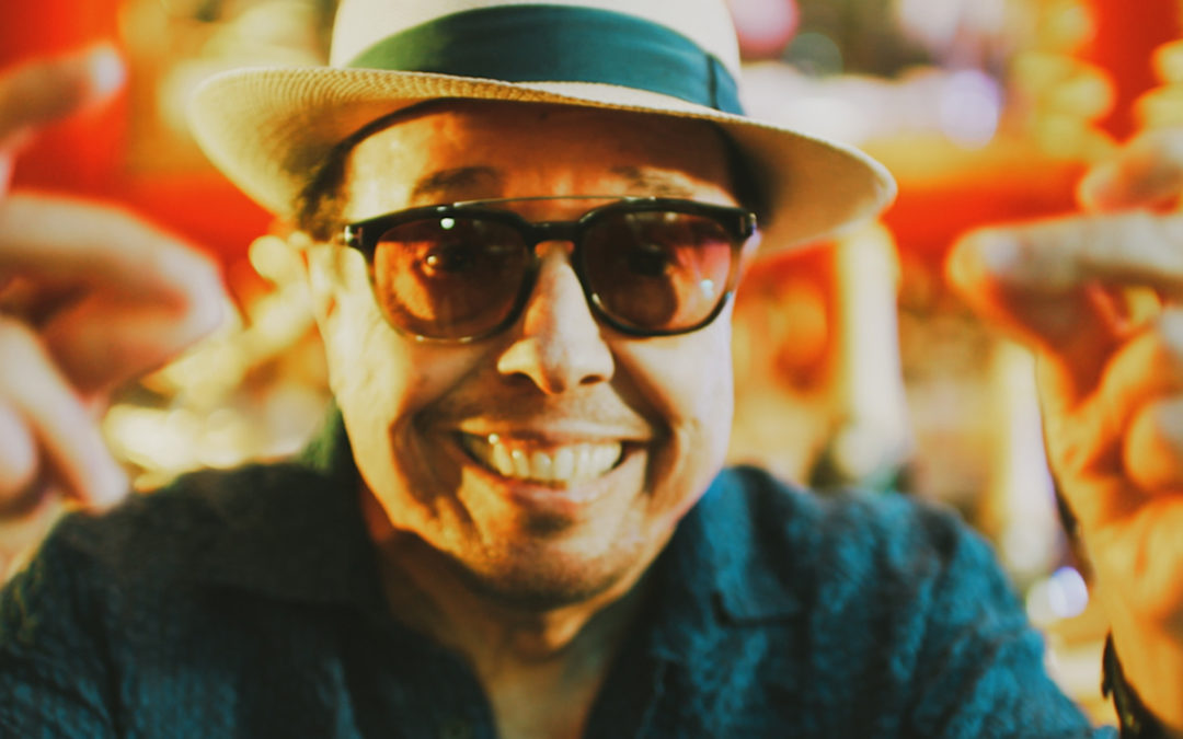 Sergio Mendes in the Key of Joy!