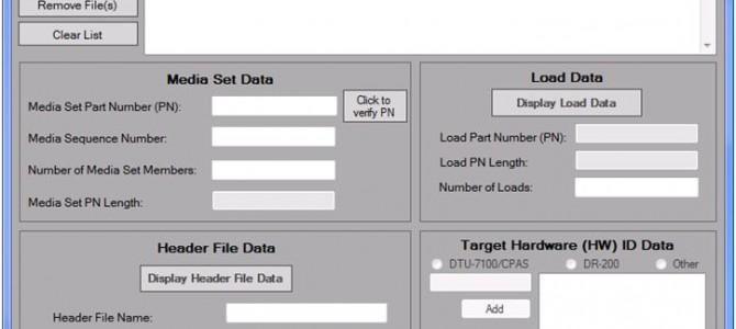 ARINC 665 Loadable Software Standards