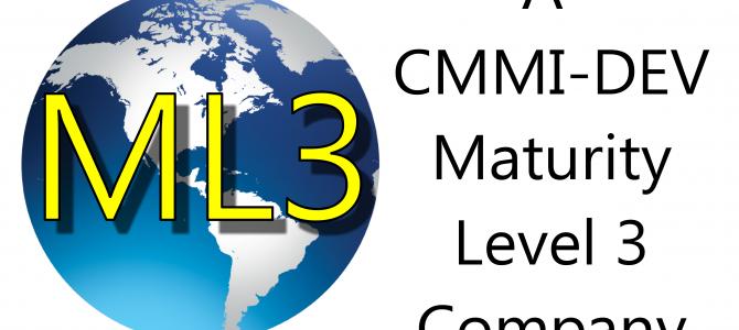 CMMI-DEV ML3 2013