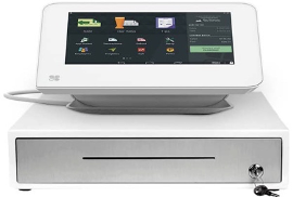 clover mini terminal with cash drawer