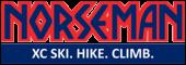 Norseman ski hike ski logo