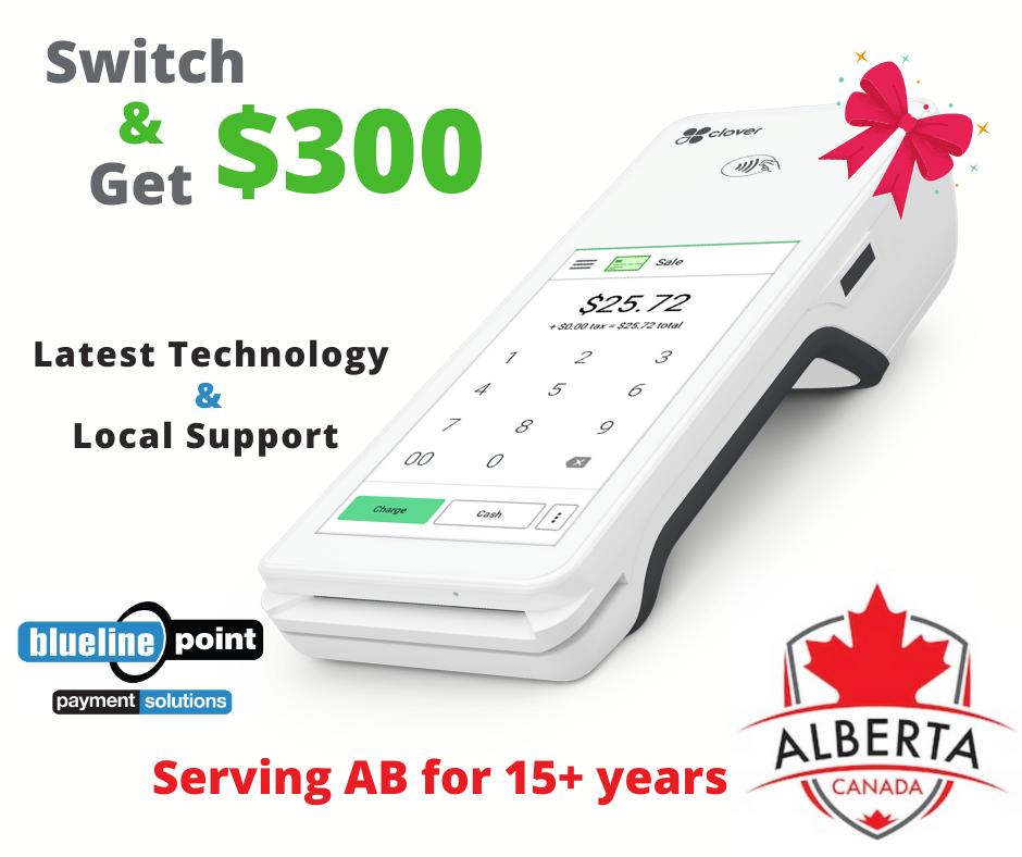 Clover Flex offer Alberta