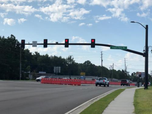 Eastbound Signal