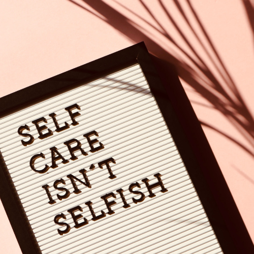 Your printable self-care guide is here!