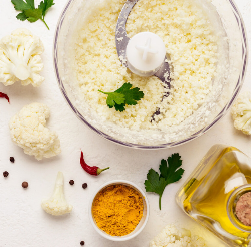 5 Tips to Make the Best Cauliflower Rice (So it's Never Bland or Mushy)